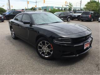 Used 2016 Dodge Charger SXT AWD**LEATHER**POWER SUNROOF** for sale in Mississauga, ON