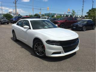 Used 2017 Dodge Charger SXT AWD RALLYE**POWER SUNROOF**BLIND SPOT DET.** for sale in Mississauga, ON