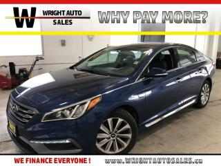 Used 2017 Hyundai Sonata Sport|NAVIGATION|MOON ROOF|BLUETOOTH|30,511 KMS for sale in Cambridge, ON