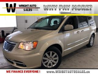 Used 2011 Chrysler Town & Country Touring|7 PASSENGER|NAVIGATION|LEATHER|80,040 KMS for sale in Cambridge, ON