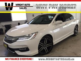 Used 2017 Honda Accord Touring|LOW MILEAGE|NAVIGATION|SUNROOF|9,668 KMS for sale in Cambridge, ON