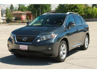 Used 2010 Lexus RX 350 Ultra Premium for sale in Waterloo, ON