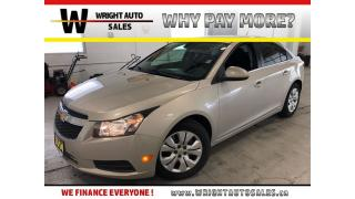 Used 2014 Chevrolet Cruze 1LT|BLUETOOTH|LOW MILEAGE|40,490 KMS for sale in Cambridge, ON