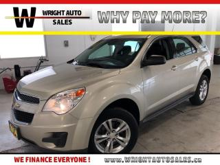 Used 2014 Chevrolet Equinox LS|BLUETOOTH|KEYLESS ENTRY|87,887 KMS. for sale in Cambridge, ON