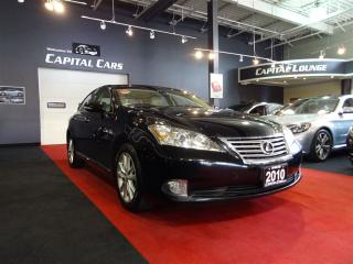 Used 2010 Lexus ES 350 POWER GROUP / SUNROOF / NO ACCIDENTS! for sale in North York, ON