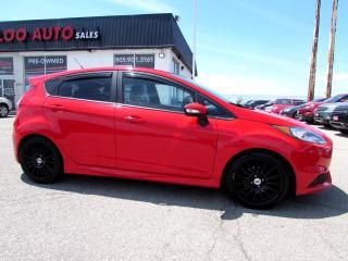 Used 2014 Ford Fiesta ST Hatchback Navigation 6 Spd Manual Certified Warranty for sale in Milton, ON