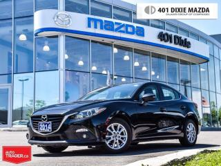 Used 2014 Mazda MAZDA3 GS-SKY,1.9% AVAILABLE, ONE OWNER, NO ACCIDENTS for sale in Mississauga, ON