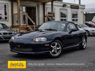 Used 1999 Mazda Miata MX-5 10th Anniversary Edition for sale in Ottawa, ON