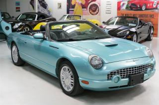 Used 2002 Ford Thunderbird with Hardtop for sale in Paris, ON