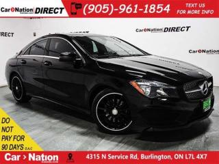 Used 2014 Mercedes-Benz CLA-Class CLA250| WE WANT YOUR TRADE| LOCAL TRADE| for sale in Burlington, ON