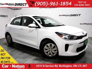 Used 2018 Kia Rio LX+| BACK UP CAM| HEATED SEATS & STEERING WHEEL| for sale in Burlington, ON