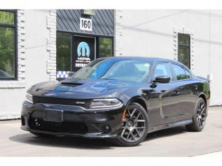 Used 2017 Dodge Charger R/T DAYTONA 340*Pitch Black Ghost Graphics*BEATS B for sale in Mississauga, ON