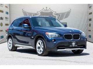 Used 2012 BMW X1 xDrive28i NAVIGATION PANORAMIC ROOF LEATHER AWD for sale in North York, ON