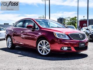 Used 2015 Buick Verano Nav Roof Driver Exp Pkg Bose Fully Loaded for sale in Thornhill, ON