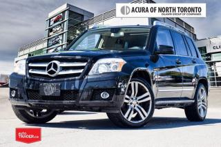 Used 2010 Mercedes-Benz GLK350 Accident Free| Navigation| Back-Up Camera for sale in Thornhill, ON