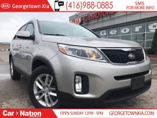 Used 2015 Kia Sorento LX V6 | 7-SEATER | RARE | A.W.D | for sale in Georgetown, ON