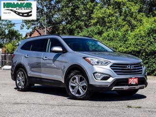 Used 2015 Hyundai Santa Fe XL Premium  AWD 7 Passenger for sale in North York, ON