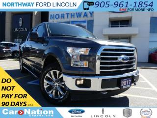 Used 2017 Ford F-150 XLT | NAV | REAR CAM | 4X4 | LOW KM | for sale in Brantford, ON