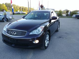 Used 2010 Infiniti EX35 for sale in Barrie, ON