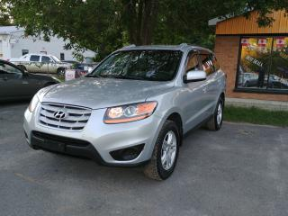 Used 2010 Hyundai Santa Fe GL for sale in Barrie, ON
