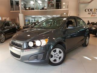 Used 2014 Chevrolet Sonic LT-ONLY 38000KM-<<GAS SAVER>> for sale in York, ON