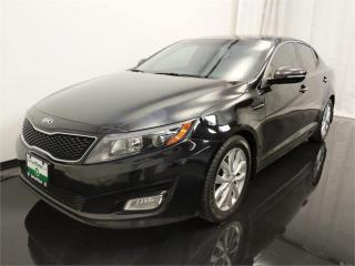 Used 2014 Kia Optima EX-AUTO-LEATHER-BACK UP CAMERA for sale in York, ON
