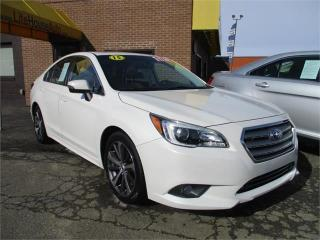 Used 2015 Subaru Legacy 2.5i LIMITED-TECH-NAVIGATION-LEATHER-SUNROOF for sale in York, ON