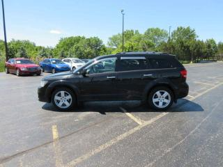 Used 2012 Dodge Journey R/T AWD for sale in Cayuga, ON
