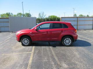 Used 2014 Mitsubishi RVR SE 4WD for sale in Cayuga, ON