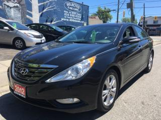 Used 2012 Hyundai Sonata LIMITED for sale in Scarborough, ON
