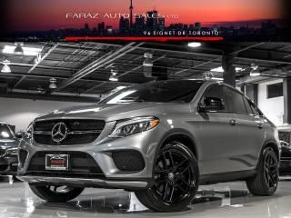 Used 2016 Mercedes-Benz GLE GLE450 COUPE|AMG|DISTRONIC|DTR+|CARBON FIBER|FULLY LOADED for sale in North York, ON