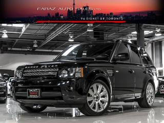 Used 2013 Land Rover Range Rover Sport HSE LUXURY|NAVI|REAR CAM|HARMAN KARDON|LOADED for sale in North York, ON