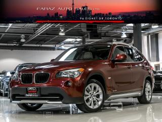 Used 2012 BMW X1 2.8i|NAVI|PARKING SENSORS|PANO ROOF|X-DRIVE for sale in North York, ON