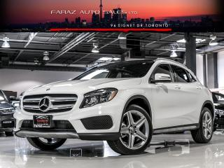 Used 2017 Mercedes-Benz GLA 250 AMG|NAVI|BLINDSPOT|REAR CAM|PANO|4MATIC for sale in North York, ON