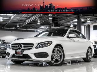Used 2016 Mercedes-Benz C 300 AMG|NAVI|LED|BLINDSPOT|REAR CAM|PANO|4MATIC for sale in North York, ON