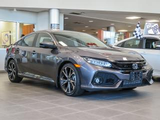 Used 2017 Honda Civic Si 4dr Sedan 6M for sale in Milton, ON