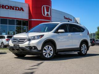 Used 2014 Honda CR-V EX 2WD 5-Speed AT for sale in Milton, ON