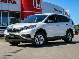Used 2015 Honda CR-V LX 2WD for sale in Milton, ON