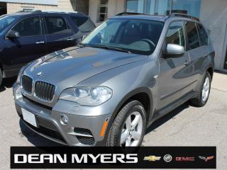 Used 2012 BMW X5 for sale in North York, ON
