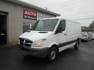 Used 2009 Dodge Sprinter CRD for sale in Saint-hubert, QC
