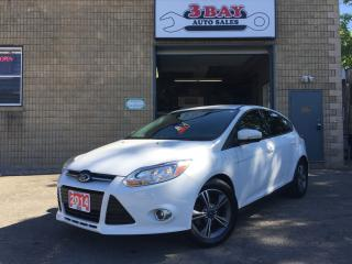 Used 2014 Ford Focus SE for sale in Kitchener, ON