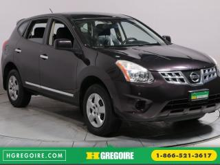 Used 2012 Nissan Rogue S A/C GR ELECT for sale in Saint-leonard, QC