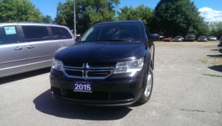 Used 2015 Dodge Journey SE Plus for sale in Cambridge, ON