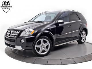 Used 2010 Mercedes-Benz ML-Class Ml550 Awd Gps Cuir for sale in Brossard, QC
