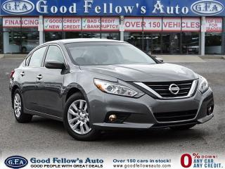 Used 2017 Nissan Altima S MODEL, REARVIEW CAMERA for sale in North York, ON