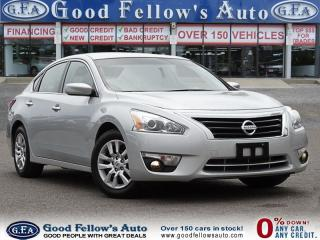 Used 2015 Nissan Altima S MODEL, REARVIEW CAMERA for sale in North York, ON