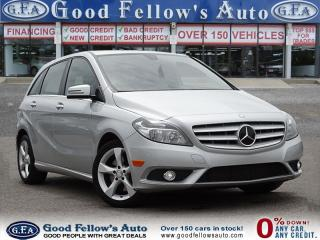 Used 2014 Mercedes-Benz B250 B250 MODEL, LEATHER SEATS for sale in North York, ON