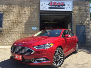 Used 2017 Ford Fusion SE AWD EcoBoost for sale in Kitchener, ON