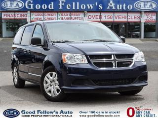 Used 2016 Dodge Grand Caravan SXT MODEL, STOW & GO, 7 PASSENGER for sale in North York, ON