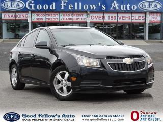 Used 2011 Chevrolet Cruze LT MODEL, SUNROOF for sale in North York, ON